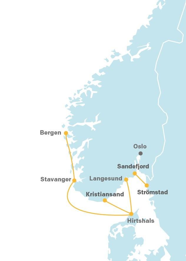 trein net noorwegen