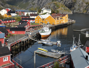 Norwegen-Service