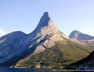 Stetind, Tysfjord,