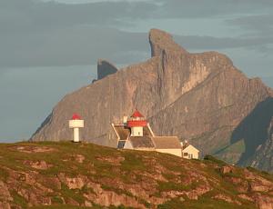 Nordskott, Flatøy, Region Steigen ©Panoramio