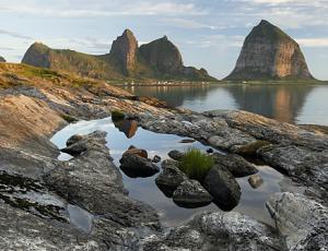 Træna, Region Helgeland, ©Kystriksveien
