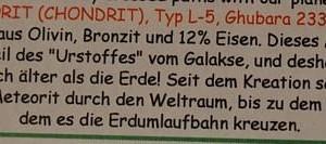 Gut gemeint ...  ... ist nicht gleich gut übersetzt.   Gesehen in einem Souvenirladen.