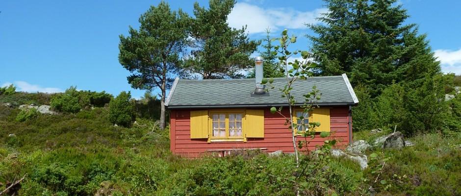 Ferienhäuser in Norwegen