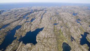 Die Inselwelt von Solund, zu der auch die Insel Sula zählt