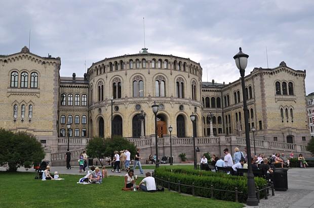 Stortimng - Das norwegische Parlament
