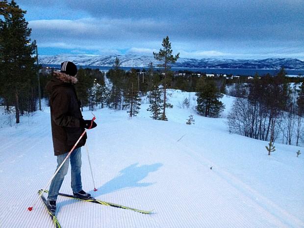 Auf Skiern durch Alta