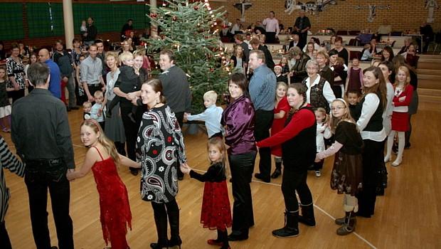 Weihnachtsbaumfest