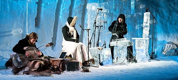 Festival - Eismusikfestival