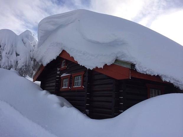 Eggedalsfjell Foto: Elisabeth B. Skare