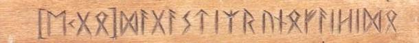 schrift einang