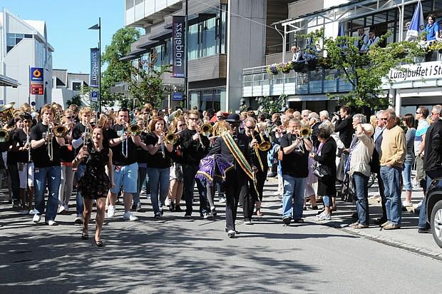 Molde Jazzfestival; (c) Sigurd Gartmann - Flickr