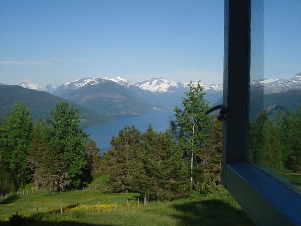 Nordfjord Blick