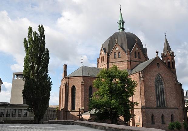 Dreifaltigkeitskirche Oslo