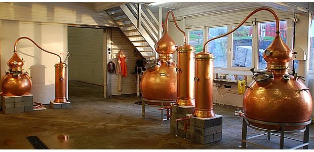 Myken Distillery
