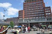Youngstorget Markt