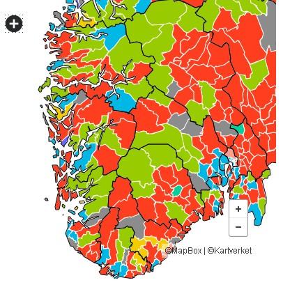 Kommunalwahl verteilung