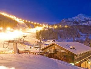 Hemsedal ski fahren