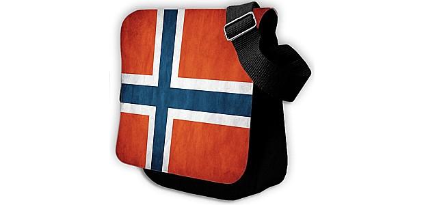 Tasche Norwegen