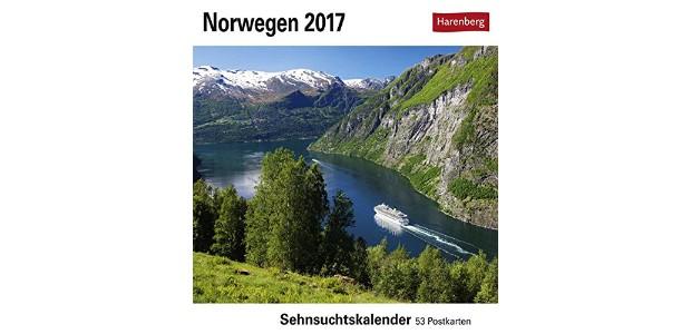 Sehnsuchtskalender Norwegen