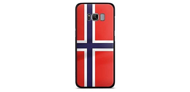 Handyhuelle Norwegen Samsung Galaxy S8