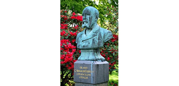 Armauer_Hansen – Copyright Wikipedia HMPinnsvinet