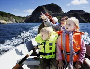 Minicruise Hagefjorden.
