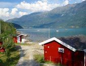 Sognefjord Hütten