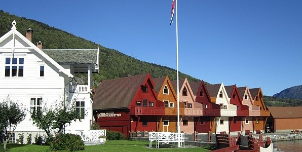 luster-hytter