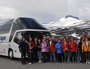 Reiseleitung Norwegen