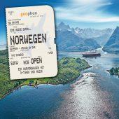 Hörbuch: Eine akustische Reise zwischen Oslo und den Lofoten