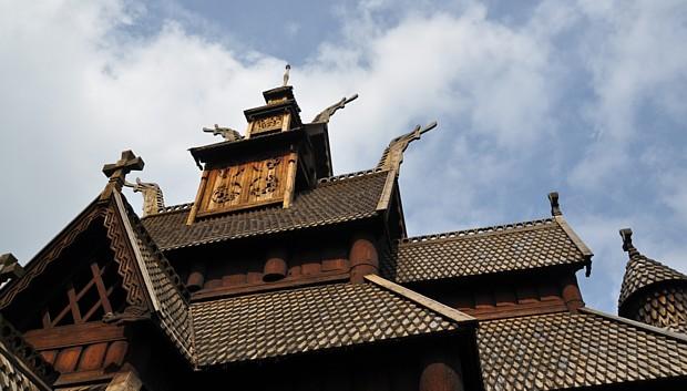 Stabkirche Gol Oslo Freilichtmuseum