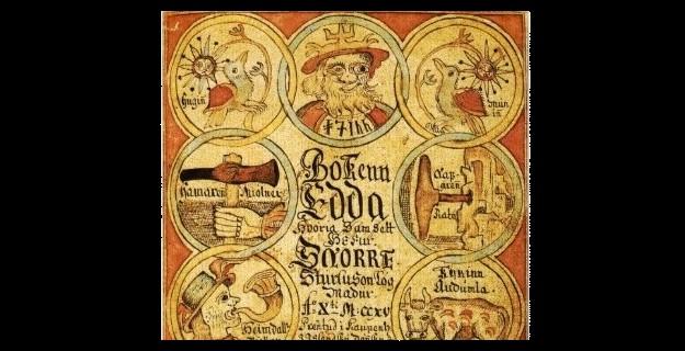 Edda Banner Mythologie