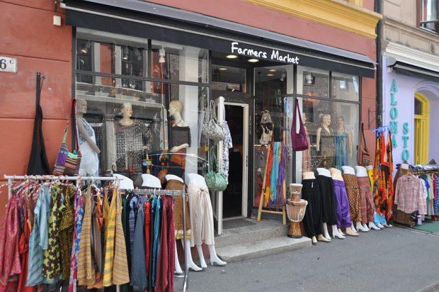 Shopping in Grünerløkka
