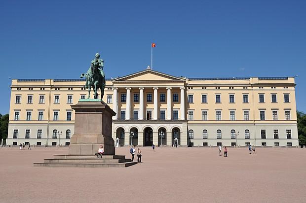 Schloss in Oslo