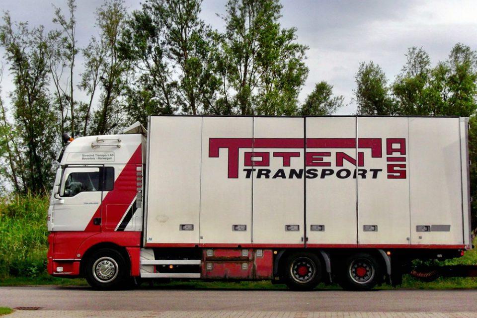 Toten-Transport