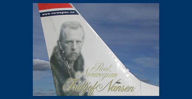 Nansen Norwegian Logo