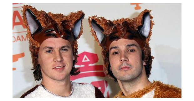 Was sagt der Fuchs