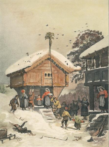 juleskikk-tidemand