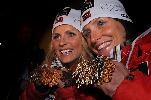 Goldmedaillen 2013
