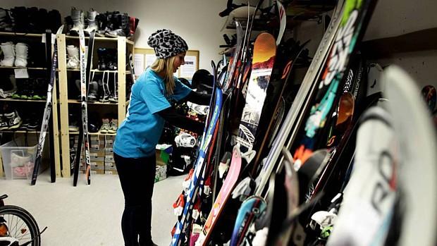 Gratis Skier Foto: Carl Martin Nordby