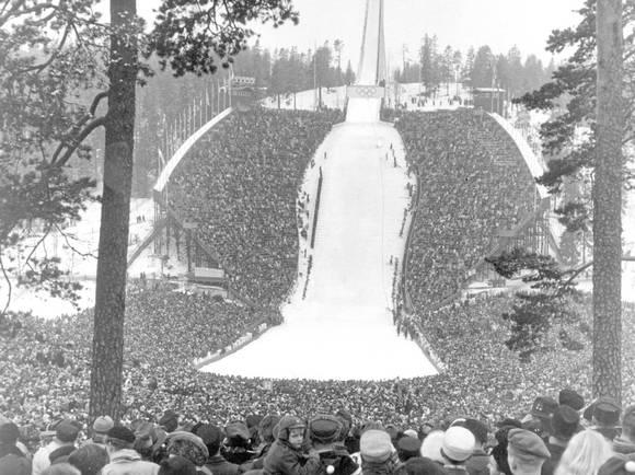 Holmenkollen 1952