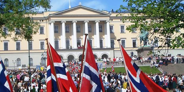 Oslo 17. Mai