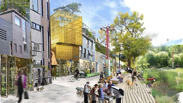 Oslo Plan FOTO: Plan- og bygningsetaten