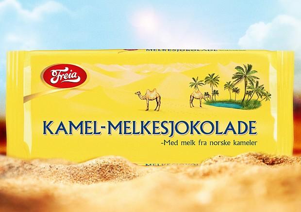 Kamelschokolade