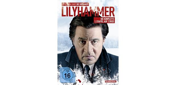 Lilyhammer DVD