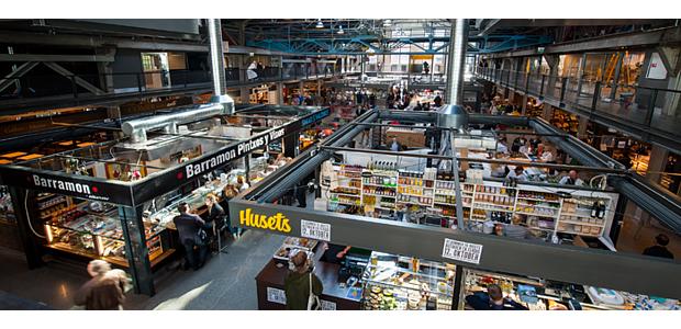 Markthalle Oslo