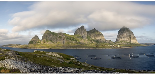 Traena – Berge, (c) wikipedia