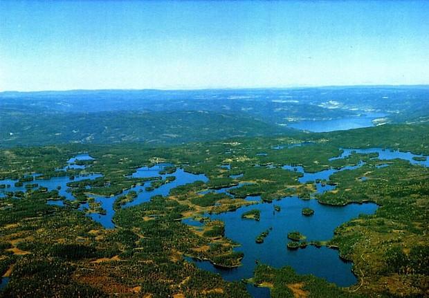 Fjorda – Seen