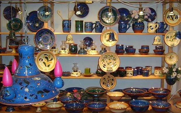 Keramik aus Norwegen (c) Elin Aune