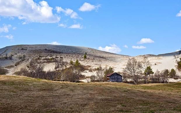 Kvitsanden, (c) bergstaden.org